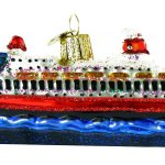 Amazon: Old World Christmas Ornament Cruise Ship Only $12 (Reg. $19.99)