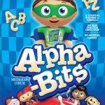 Target: Post Alpha-Bits Cereal Only $0.92
