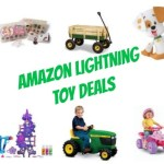 Amazon Lightning Deals List = AMAZING Toy and Gift Deals 12/13