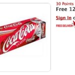 FREE 12-pack of Coca-Cola, Diet Coke, Coke Zero, Sprite, Fanta, Pibb and More (My Coke Rewards Members) LIMIT OF 8!