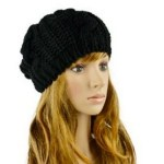 Wool Chunky Knit Braided Beanie Hat (Several Colors) ONLY $2.99 + FREE Shipping!