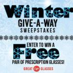 Enter to Win a FREE Pair of Glasses