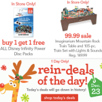 Toys R Us: 1-Day HUGE SALE = Great TOY Deals!