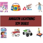 Amazon Lightning Deals List = AMAZING Toy and Gift Deals 12/19