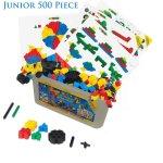Amazon: Morphun Junior 500 Piece Construction Mega Pack Only $59.95 Shipped (Reg. $119.99)