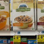 *HOT* Cascadian Farms Cereal ONLY $1.25 per Box!