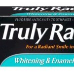 Free Sample of Arm and Hammer Truly Radient Toothpaste