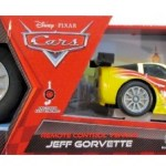 Amazon: Cars R/C Mini Rides Jeff Gorvette Vehicle Only $8.50 (Reg. $17.99)!