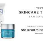 *HOT* Kohl's: FREE $10 Gift Card with ANY Old Skincare Product Trade-In!