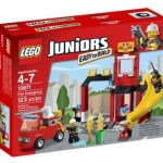 LEGO Juniors Fire Emergency Building Set ONLY $13.84 (Reg. $19.99)!