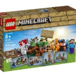 Amazon: NEW LEGO Minecraft Crafting Box Only $42 + FREE Shipping (Reg. $49.99)!