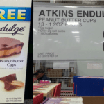 Sam's Club: Atkins Endulge Peanut Butter Cups 12 + Bonus Boxes ONLY $0.81?!
