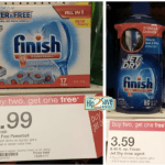 Target: Finish Products As Low As $1.63