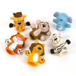 Amazon: Zoo Animal Finger Puppets – 12 per pack Only $8.49 Shipped