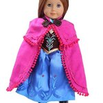 Amazon: Anna Inspired Doll Clothes for American Girl Dolls Only $12.95 (Reg. $24.95)