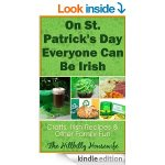 Amazon: FREE On St. Patrick's Day Everyone Can Be Irish eBook