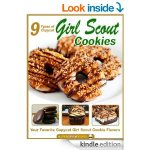 FREE 9 Types of Copycat Girl Scout Cookies eBook