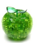 Amazon: 3D Crystal Decorative Apple Puzzle Only $6.09 Shipped