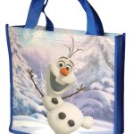 Amazon: Frozen Tote Featuring Olaf Only $9.98 Shipped (Reg. $13.99)