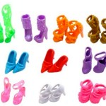 10 Pairs of Doll Shoes, Fit Barbie Doll ONLY $1.91 + FREE Shipping!