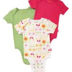 "Amazon: Disney Cuddly Bodysuit – Winnie The Pooh ""Character Garden"" Three-Pack Only $5.23 (Reg. $12.99)"