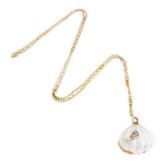 Amazon: Mermaid Treasure Clam Shell & Pearl Necklace Only $6.48 Shipped (Reg. $12.99)
