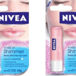 *HOT* 2 FREE Nivea Lip Kiss of Shimmer Sticks + $0.21 Moneymaker!