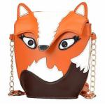 Amazon: Cute Fox Portrait Single Shoulder Crossbody Bag Only $8.54 Shipped
