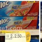 Target: Better Than FREE Ziploc Products