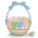 Amazon: Ceramic Easter Egg Basket Candy Dish Only $15.79 (Reg. $39.95)