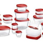 Rubbermaid 42-Piece Easy Find Lid Food Storage Set ONLY $19.99 (Reg. $35.99)!