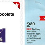 Target: Cadbury Mini Eggs As Low As $1.52
