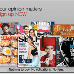 *HOT* FREE Subscription to ESPN Magazine, US Weekly, Self and More!