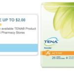 Target & CVS: Tena Serenity Pantiliners As Low As Better Than FREE