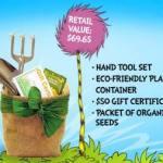 Enter to Win a Kid's Gardening Kit – Dr. Seuss Celebrates Earth Day