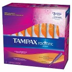 Target: Tampax Radiant Tampons Only $1.99