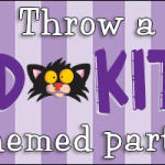 FREE Bad Kitty's Birthday Kit!