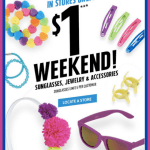 The Children's Place: HUGE $1 Sale = ITEMS ONLY $0.70! (Sunglasses, Headbands, Hairbands and more)