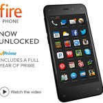 Amazon Fire Phone AND a FREE Year of Amazon Prime for $189 (Reg. $449) + FREE shipping!
