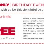 *HOT* JcPenney: FREE Traditional 8×10 Portrait (NO Sitting Fee!)