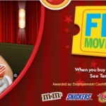 M&M's Movie Instant Win Game (FREE Movie Tickets!) – 100,000 Winners!