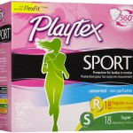 High Value Buy 1 Get 1 FREE Playtex Sport Pads, Liners, or Combo Packs Coupon ($7.99 VALUE)!