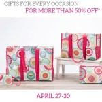 Thirty-One Spring Flash Sale (Save 50 – 70%!) = Items ONLY $0.99!