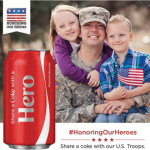 *HOT* FREE Coca Cola For U.S. Troops!