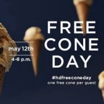 FREE Haagen-Dazs Ice Cream Cone Scoop!