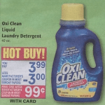 Rite Aid: Oxi Clean Laundry Detergent Only $0.99 (Starting 5/31)