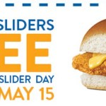 White Castle: 2 FREE Sliders!