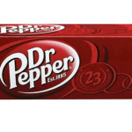 Target: Dr. Pepper 12 Packs Only $1.38 (Starting 5/17)