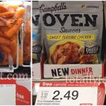 Target: Campbell's Slow Cooker Sauces and Carrots for only $0.99