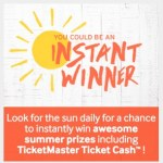"""Kraft """"For the Love of Summer"""" Instant Win Game (Win Bluetooth speakers, Igloo coolers, dishes, BBQ sets and more)"""